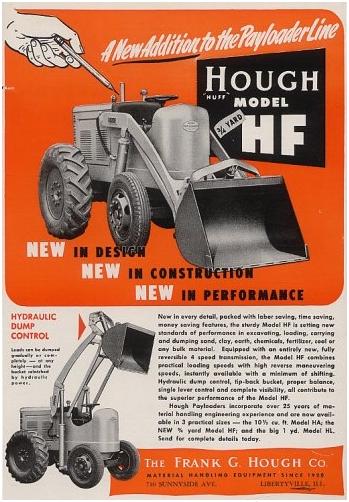 Модель HF, выпущенная Фрэнком Хью