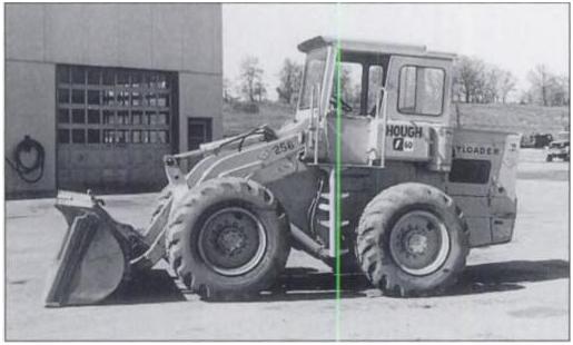 Модель серии H-60, созданная Фрэнком Хью в 1961 году